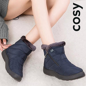 COSY Winter Warm Waterproof Snow Boot
