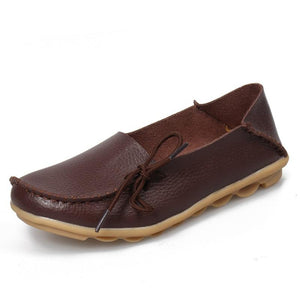 IVY COMFY - Premium Leather Orthopedic Shoes (Size From 4-12)