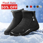 [50% OFF TODAY] COZY Comfy Waterproof Snow Boots