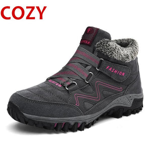 [50% OFF & FREE SHIPPING] COZY Comfy Waterproof Winter Boots