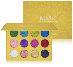 Luxury Collection Pressed Glitter Palette