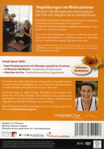 "DVD ""Golden Yoga"" (inkl. Kundalini-Meditation)"