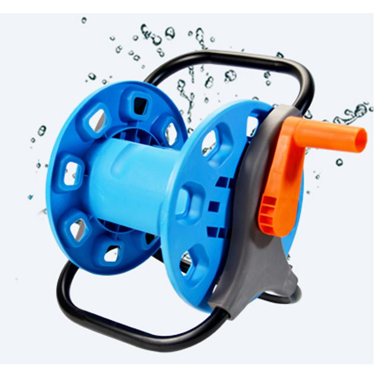"Watering & Irrigation - Portable Garden Water Hose Reel Holder /  Storage - Holds 82-Foot - 1/2"" Hose"