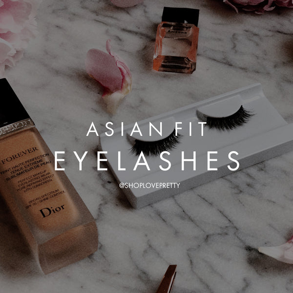 Finally, Asian Fit Eyelashes! Learn about Love Pretty