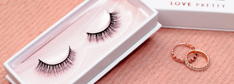3D Style Love Pretty Lashes