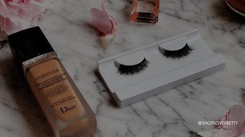 Love pretty has luxury eyelashes for asian eyes