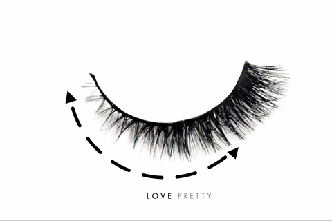 customize your love pretty lashes for petite eyes