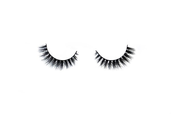 pretty extra style fake lashes for small, petite, or asian eyes