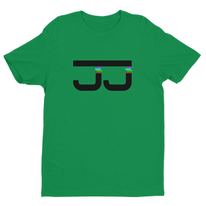 JJ Premium Black Logo Short Sleeve T-shirt