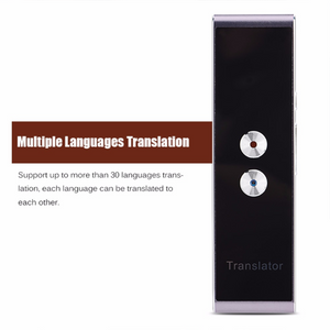 Multi-Language Portable Smart Voice Translator - Best Seller - Black Friday Special - Deal Ends Soon