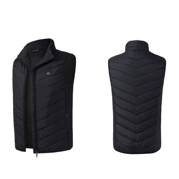 SMART HEATED WINTER VEST - Best Seller - Black Friday Special - Deal Ends Soon
