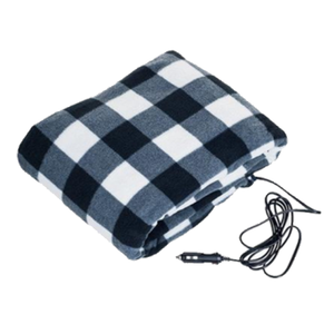 Original Electric Heating Blankets for Vehicles - Best Seller - Black Friday Special - Deal Ends Soon