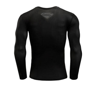 Superhero Longsleeve - Best Seller - Black Friday Special - Deal Ends Soon
