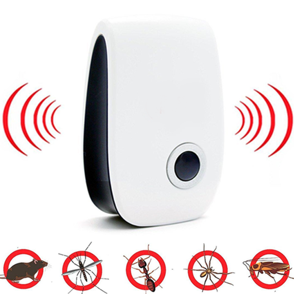 Ultrasonic Electronic Pest Repeller - BFCM