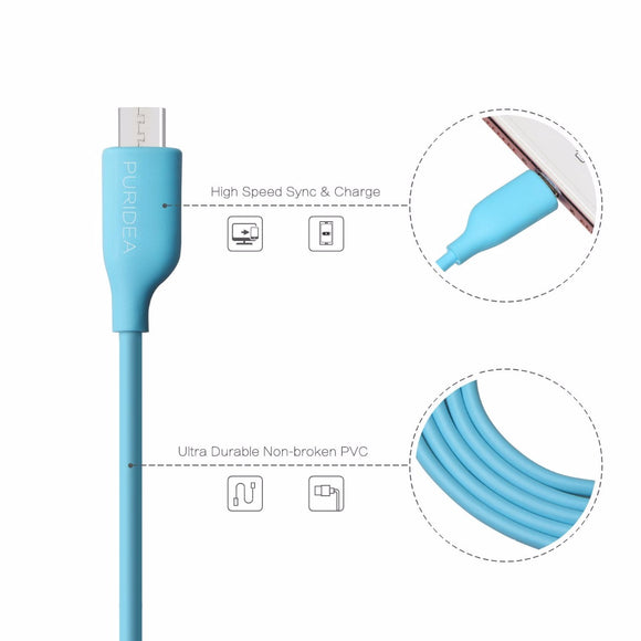 PurIdea L02- Micro USB Cable