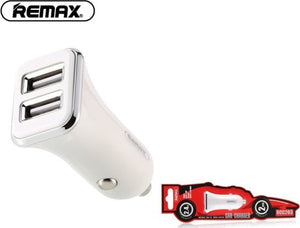 Remax  Car Charger 2USB 2.4A RCC203