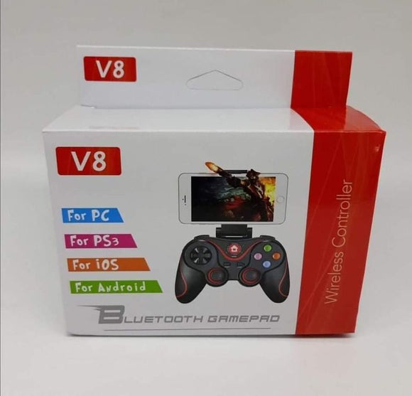 BLUETOOTH GAMEPAD V8