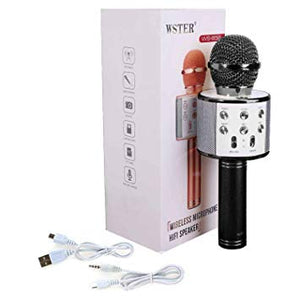 Wireless Microphone HIFI Spekaer