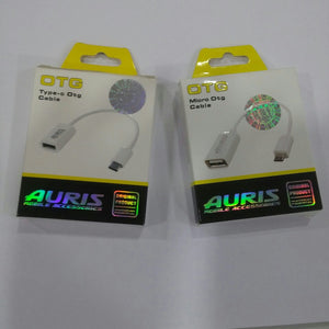 OTG Micro Cable Auris