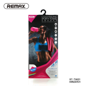 Remax Cold Feeling Sporty Towel
