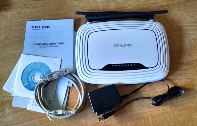 TP-LINK 300Mbps Wireless N Router TL-WR841N