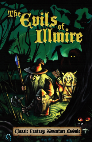 The Evils of Illmire + PDF
