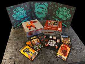 Head Lopper Dice Set + GM Screen Bundle