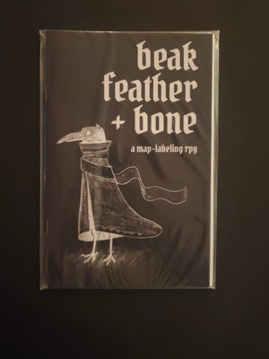 Beak, Feather, & Bone