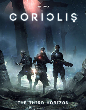 Coriolis – The Third Horizon Core Rulebook
