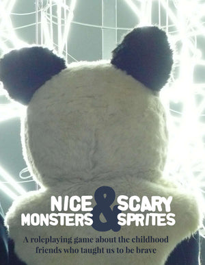 Nice Monsters & Scary Sprites