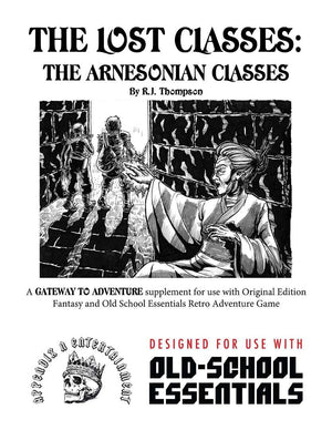 Lost Classes: The Arnesonian Classes + PDF