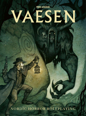 Vaesen - Nordic Horror Roleplaying, Core Rulebook