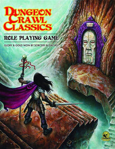 Dungeon Crawl Classics Core Rulebook HC
