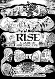 RISE: A Game of Spreading Evil + PDF