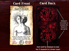 Load image into Gallery viewer, Demon Possessed Tarot Deck