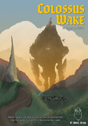 Colossus Wake + PDF