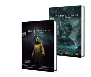 The Necronomicon Gamebook Hardcovers