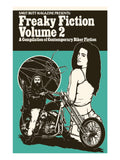 SMUT BUTT MAGAZINE PRESENTS: FREAKY FICTION VOLUME 2