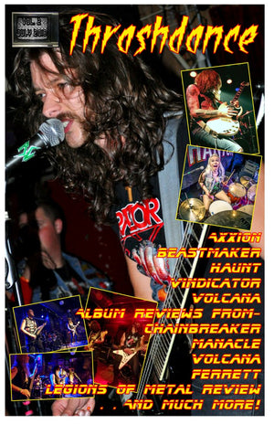 Thrashdance Fanzine Vol. 2