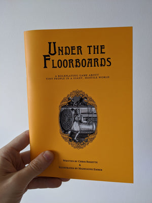 Under the Floorboards + PDF