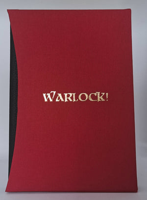 Warlock! - Black Edition + PDF