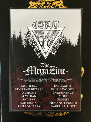 Cult Never Dies: The Mega Zine