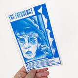 THE FREQUENCY RISOGRAPH ZINE