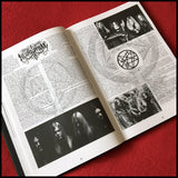 SKOGEN ZINE ANTHOLOGY 1993-1996 book [90s black metal]