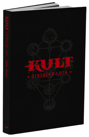 Kult: Divinity Lost Black Edition