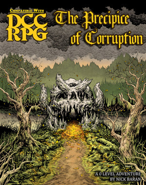 The Precipice of Corruption + PDF