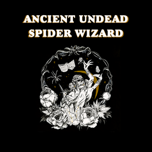 Ancient Undead Spider Wizard -Vinyl + PDF