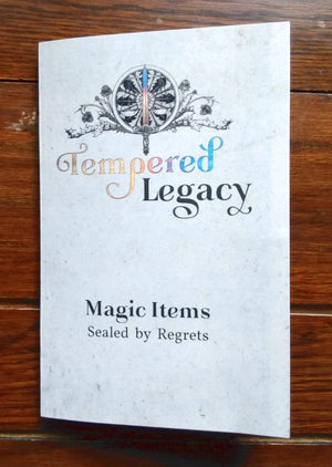 Tempered Legacy + PDF