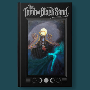 The Tomb of Black Sand