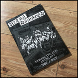 Ultra Damaged: Damaged Inc Zine Anthology (SIGNED)